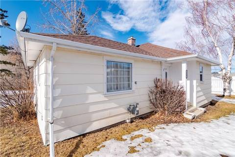 House for sale at 117 1 St Black Diamond Alberta - MLS: C4289605