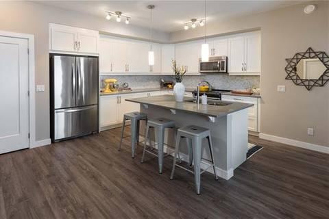 Condo for sale at 100 Auburn Meadows Manr Southeast Unit 117 Calgary Alberta - MLS: C4255086