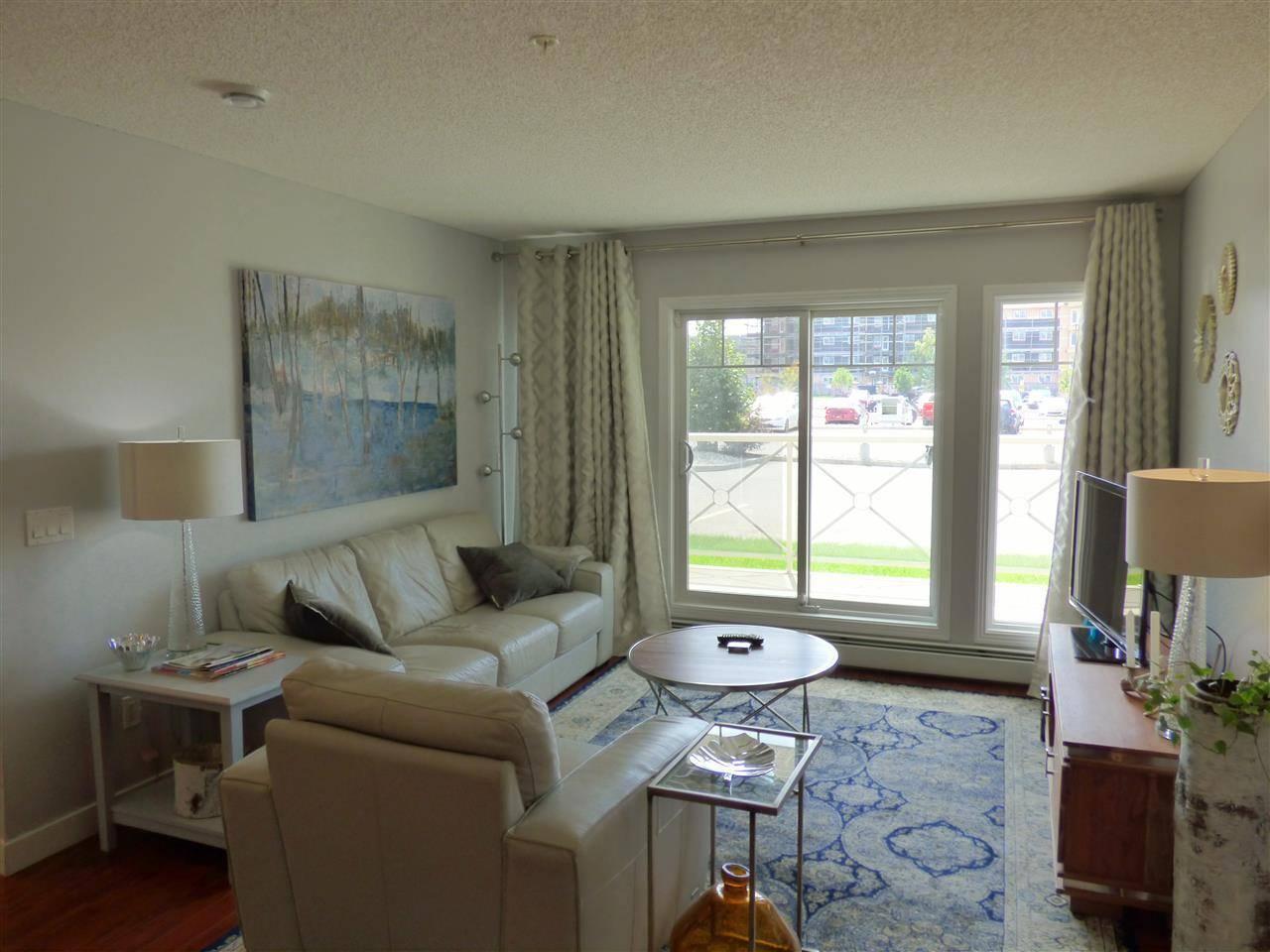 Condo for sale at 12660 142 Ave Nw Unit 117 Edmonton Alberta - MLS: E4169121