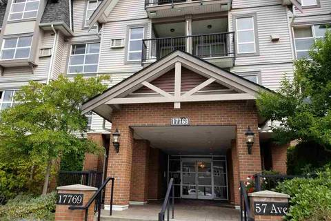Condo for sale at 17769 57 Ave Unit 117 Surrey British Columbia - MLS: R2444367