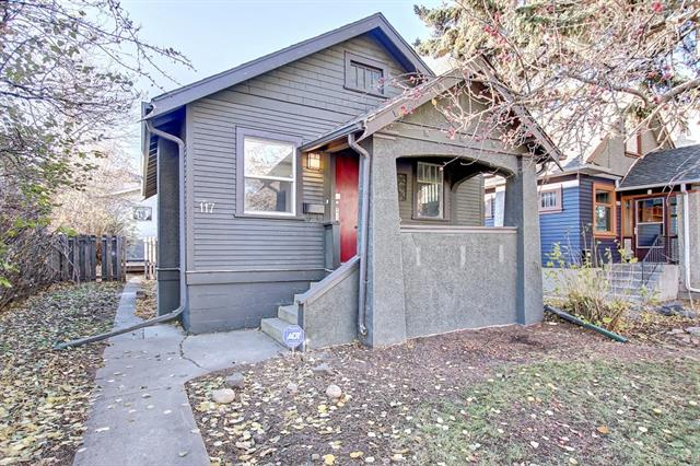 Sold: 117 25 Avenue Northwest, Calgary, AB