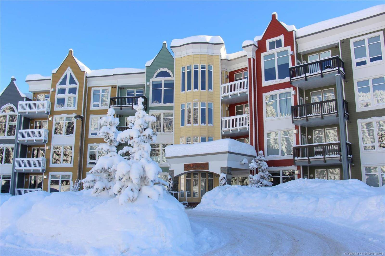 Condo for sale at 30 Monashee Rd Unit 117 Silver Star British Columbia - MLS: 10196495