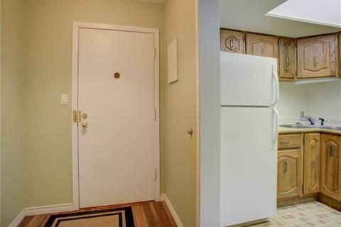 Condo for sale at 3730 50 St Northwest Unit 117 Calgary Alberta - MLS: C4257098