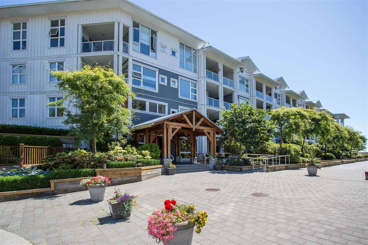 For Sale: 117 - 4600 Westwater Drive, Richmond, BC | 1 Bed, 1 Bath Condo for $599,900. See 20 photos!