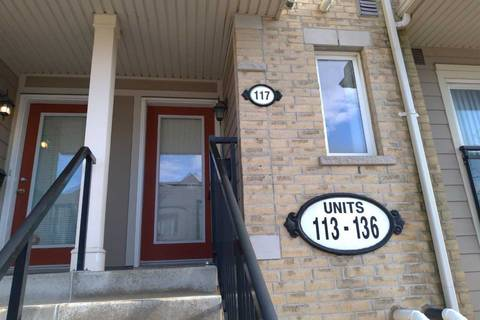 Apartment for rent at 5035 Oscar Peterson Blvd Unit 117 Mississauga Ontario - MLS: W4632205