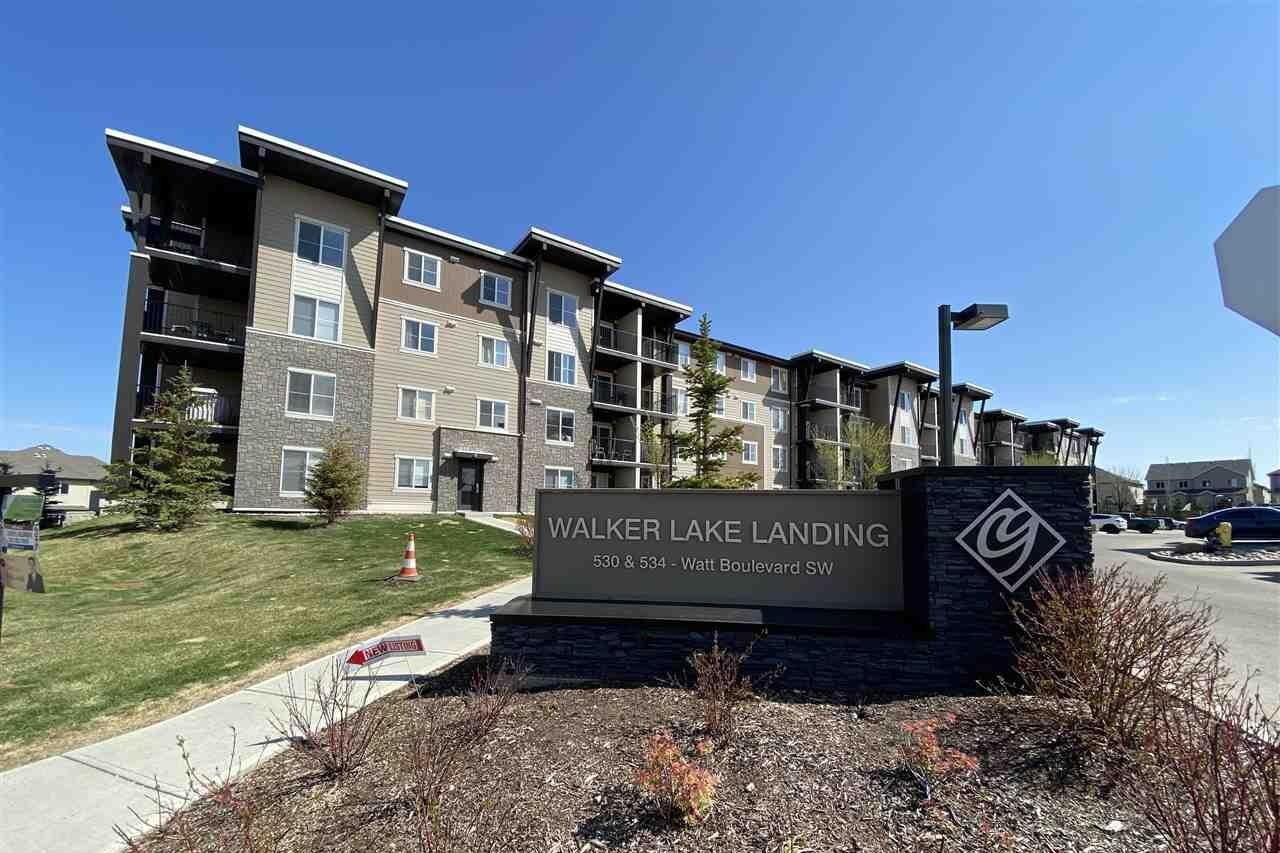 Buliding: 534 Watt Boulevard South West, Edmonton, AB