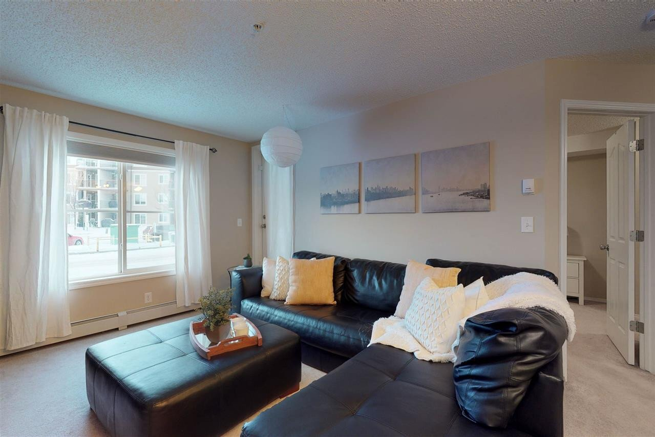 Condo for sale at 534 Watt Bv SW Unit 117 Edmonton Alberta - MLS: E4219085