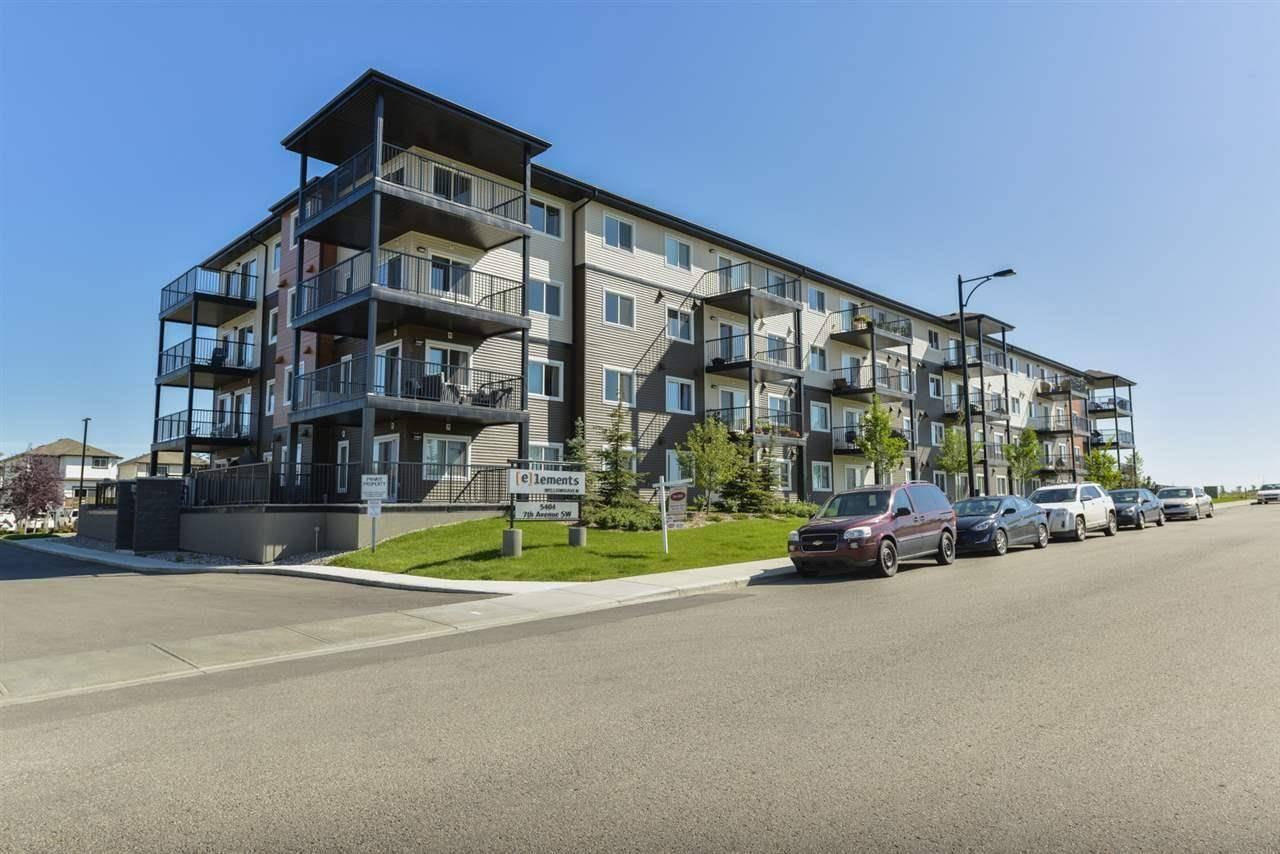 Condo for sale at 5404 7 Ave Sw Unit 117 Edmonton Alberta - MLS: E4168206