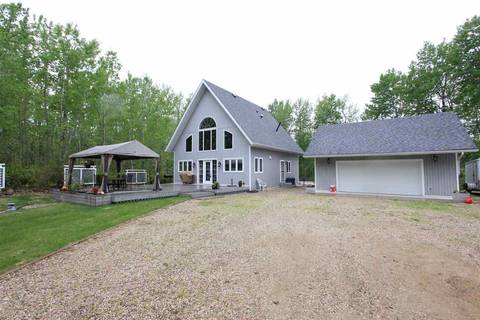 House for sale at 54425 Ste. Anne Tr Unit 117 Rural Lac Ste. Anne County Alberta - MLS: E4158568