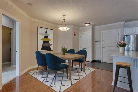 Condo for sale at 59 22 Ave Southwest Unit 117 Calgary Alberta - MLS: C4292555