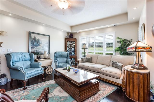 For Sale: 117 - 60 Sierra Morena Landing Southwest, Calgary, AB   2 Bed, 2 Bath Condo for $375,000. See 35 photos!