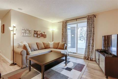Condo for sale at 6000 Somervale Ct Southwest Unit 117 Calgary Alberta - MLS: C4276598