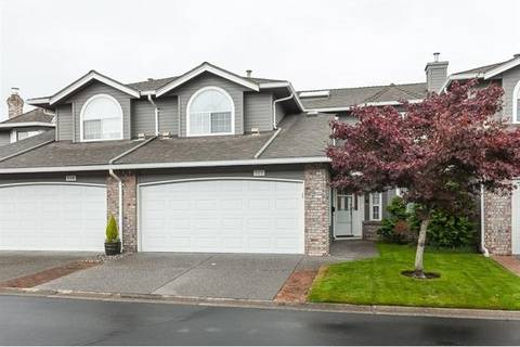 Townhouse for sale at 6109 Boundary Dr W Unit 117 Surrey British Columbia - MLS: R2419519