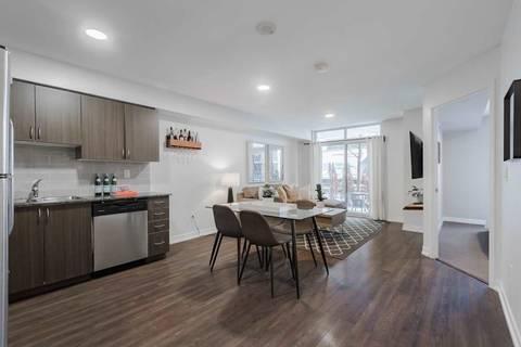 Condo for sale at 812 Lansdowne Ave Unit 117 Toronto Ontario - MLS: W4696231