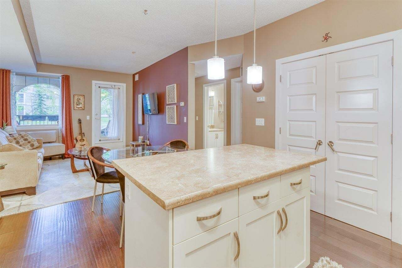 Condo for sale at 8730 82 Av NW Unit 117 Edmonton Alberta - MLS: E4199096