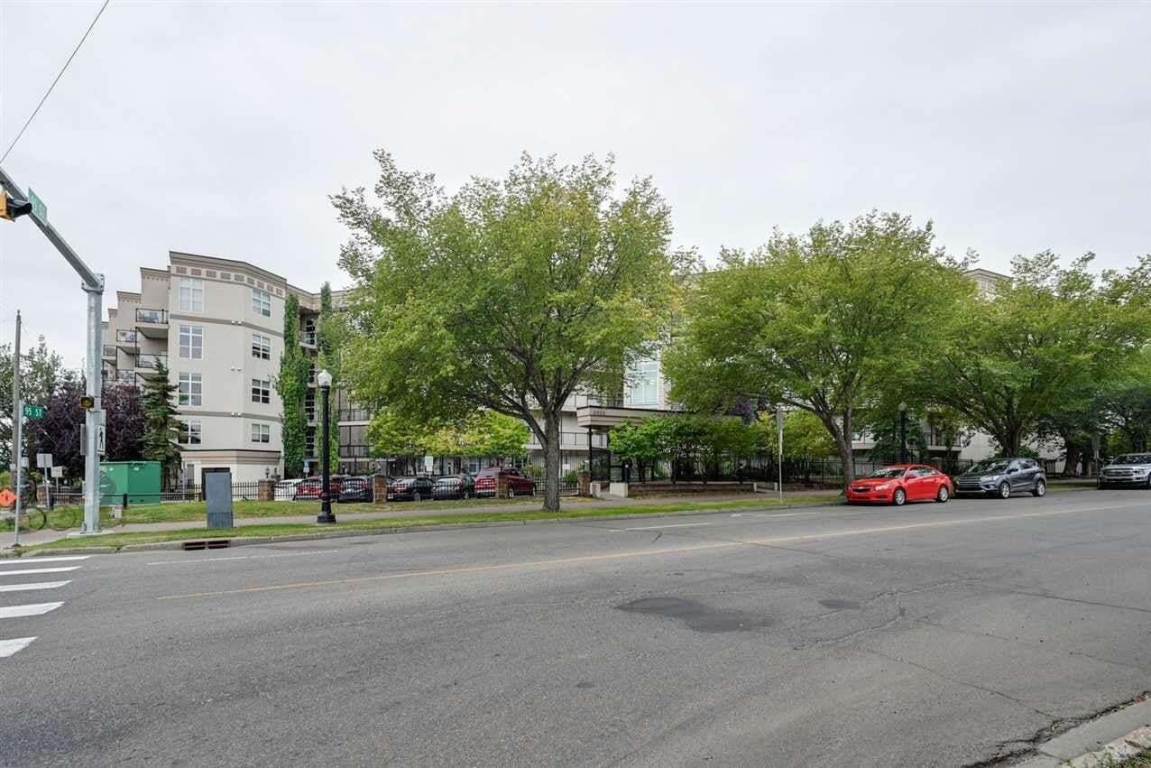 Condo for sale at 9507 101 Av NW Unit 117 Edmonton Alberta - MLS: E4214139