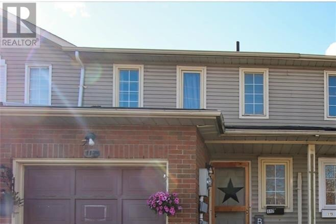 Townhouse for sale at 117 Albert St South Lindsay Ontario - MLS: 40034827