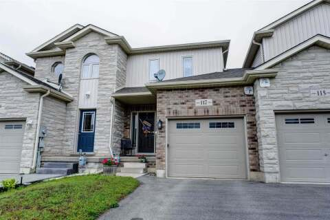 Townhouse for sale at 117 Banting Cres Essa Ontario - MLS: N4780589