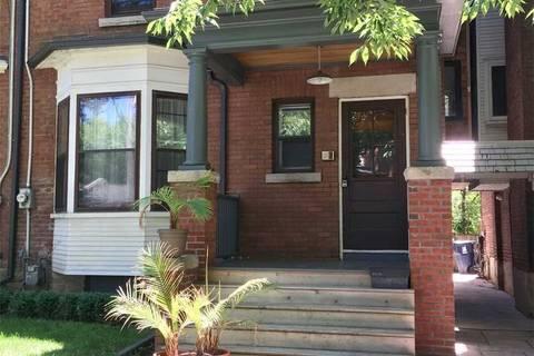 Townhouse for sale at 117 Bernard Ave Toronto Ontario - MLS: C4410551
