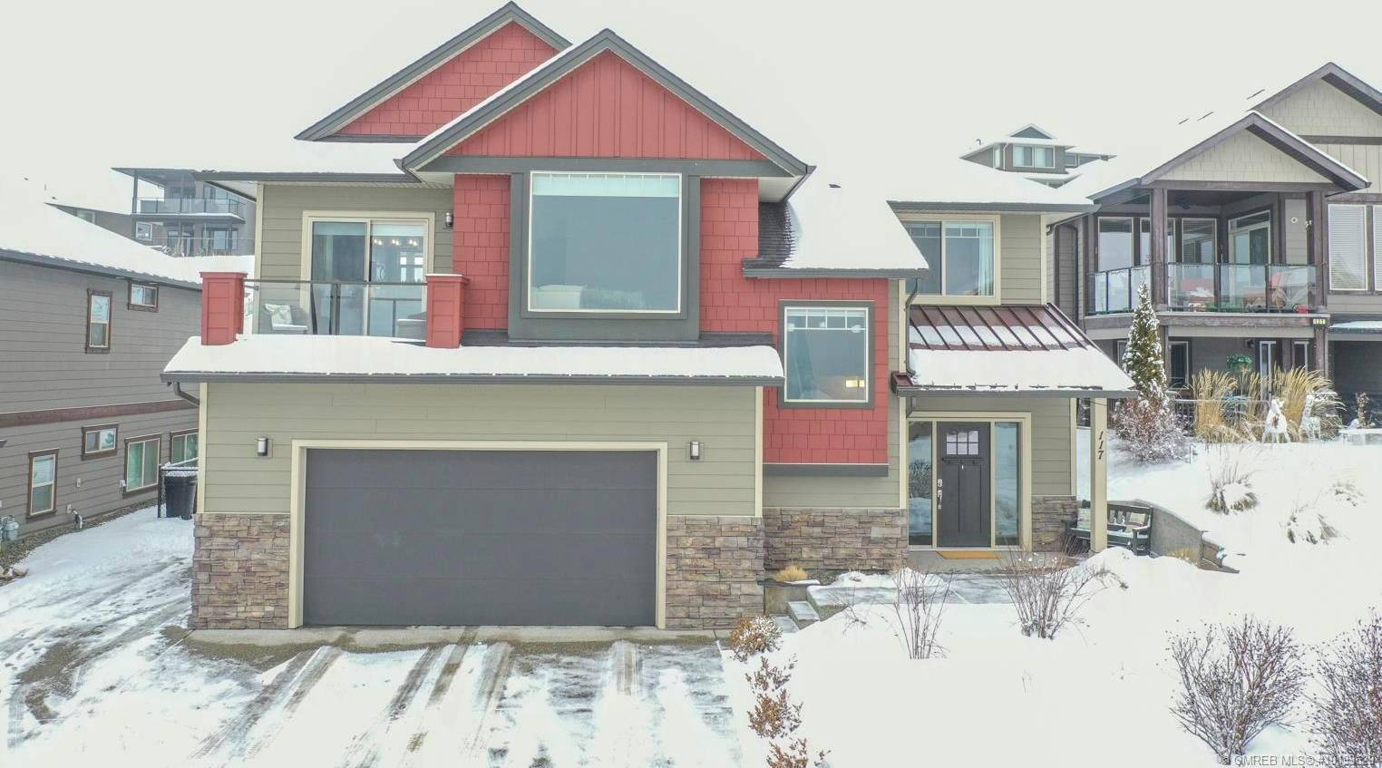 House for sale at 117 Blackcomb Ct Vernon British Columbia - MLS: 10199629