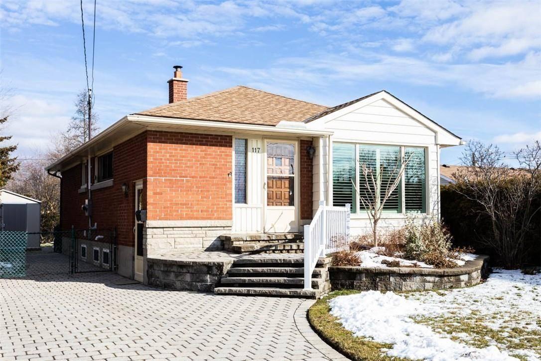 House for sale at 117 Burkholder Dr Hamilton Ontario - MLS: H4071853