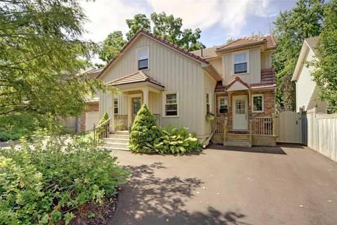 House for sale at 117 Burnet St Oakville Ontario - MLS: W4563798