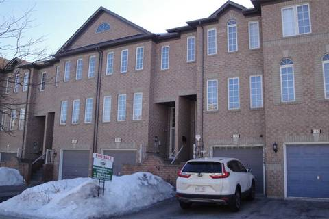 Townhouse for sale at 117 Conn Smythe Dr Toronto Ontario - MLS: E4380467