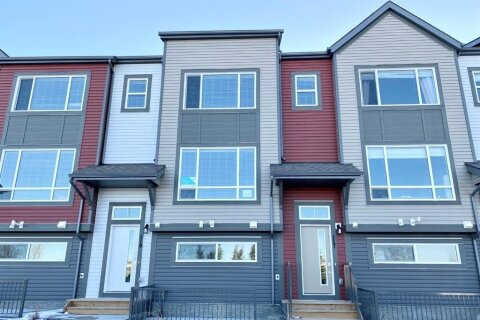 Townhouse for sale at 117 Copperstone Pk SE Calgary Alberta - MLS: C4301669