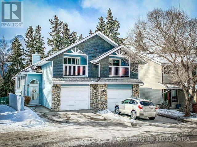 Townhouse for sale at 117 Cougar Point Rd Canmore Alberta - MLS: 52019