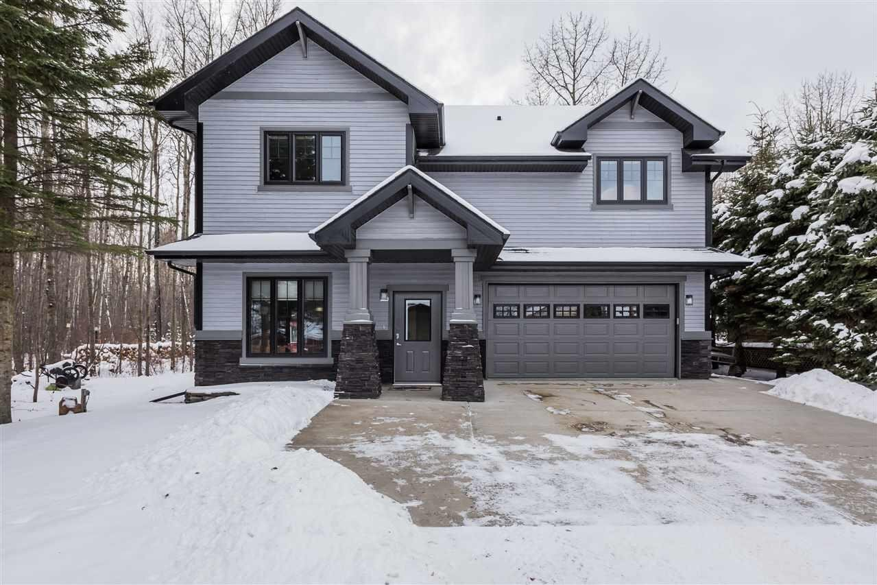 House for sale at 117 Crystal Springs Dr Rural Wetaskiwin County Alberta - MLS: E4222044