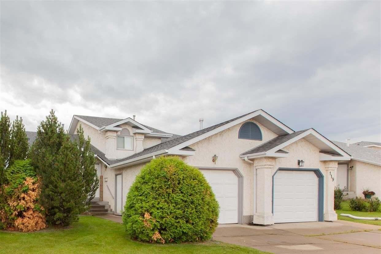 Townhouse for sale at 117 Darlington Tc Sherwood Park Alberta - MLS: E4207436