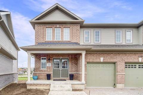 Townhouse for sale at 117 Diana Dr Orillia Ontario - MLS: S4507255