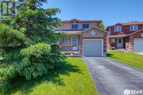 Townhouse for sale at 117 Dunsmore Ln Barrie Ontario - MLS: 30742639