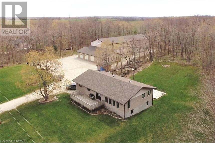 House for sale at 117 East Rd Lion's Head Ontario - MLS: 40014098