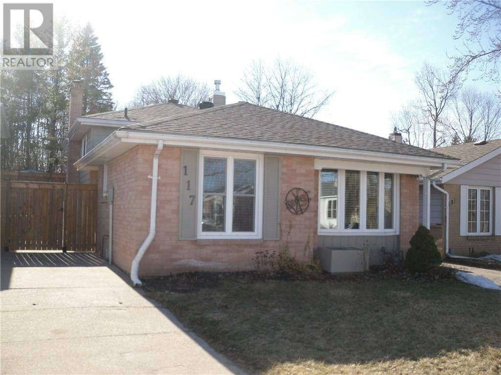 House for sale at 117 Fenwick Ct Kitchener Ontario - MLS: 30795403