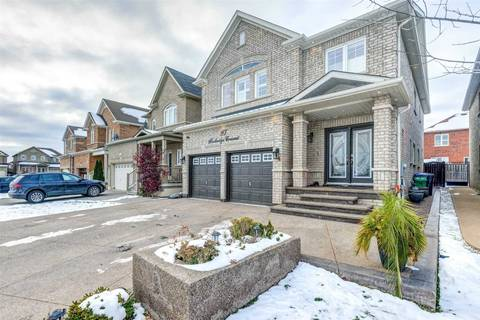 House for sale at 117 Footbridge Cres Brampton Ontario - MLS: W4636308