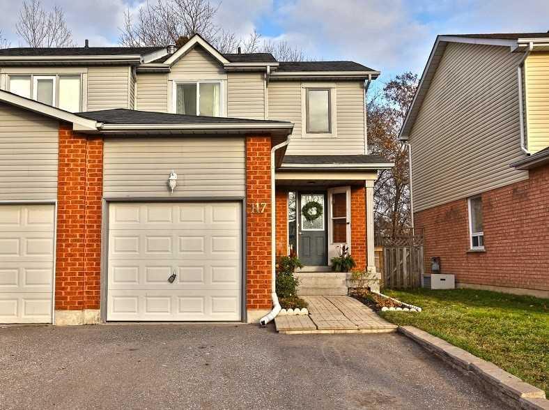 House for sale at 117 Galbraith Court Clarington Ontario - MLS: E4303765