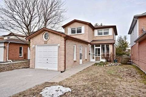 House for sale at 117 Garden Dr Barrie Ontario - MLS: S4727912