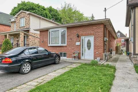 House for sale at 117 Gladstone Ave Hamilton Ontario - MLS: X4780260