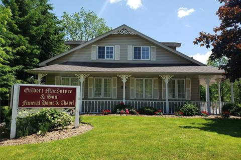 Commercial property for sale at 117 Guelph St Guelph/eramosa Ontario - MLS: X4482399