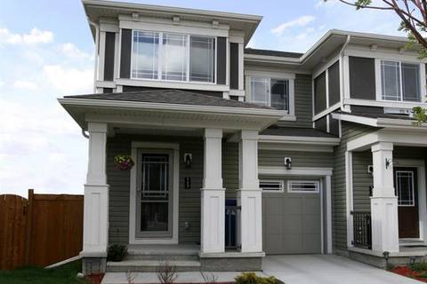 Townhouse for sale at 117 Hillcrest Sq Southwest Airdrie Alberta - MLS: C4240992