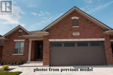 Townhouse for sale at 0 Cyprus Trails  Unit 117 Lasalle Ontario - MLS: 19012057