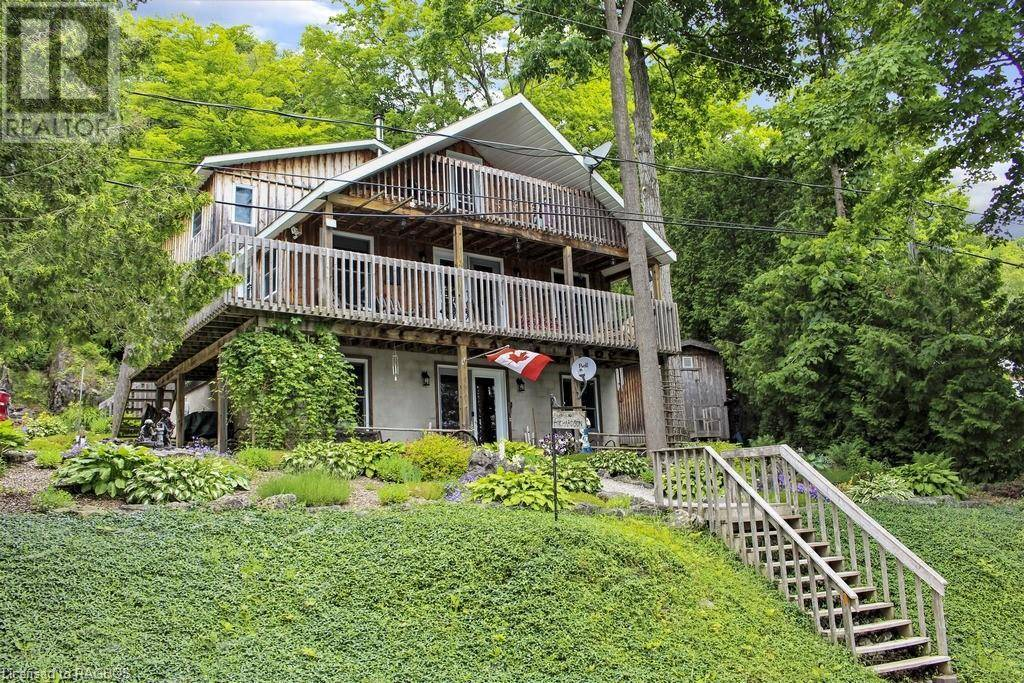 House for sale at 117 Mallory Beach Rd South Bruce Peninsula Ontario - MLS: 208835