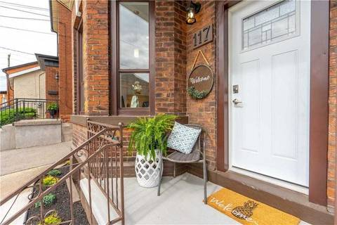 Townhouse for sale at 117 Pearl St Hamilton Ontario - MLS: X4493561