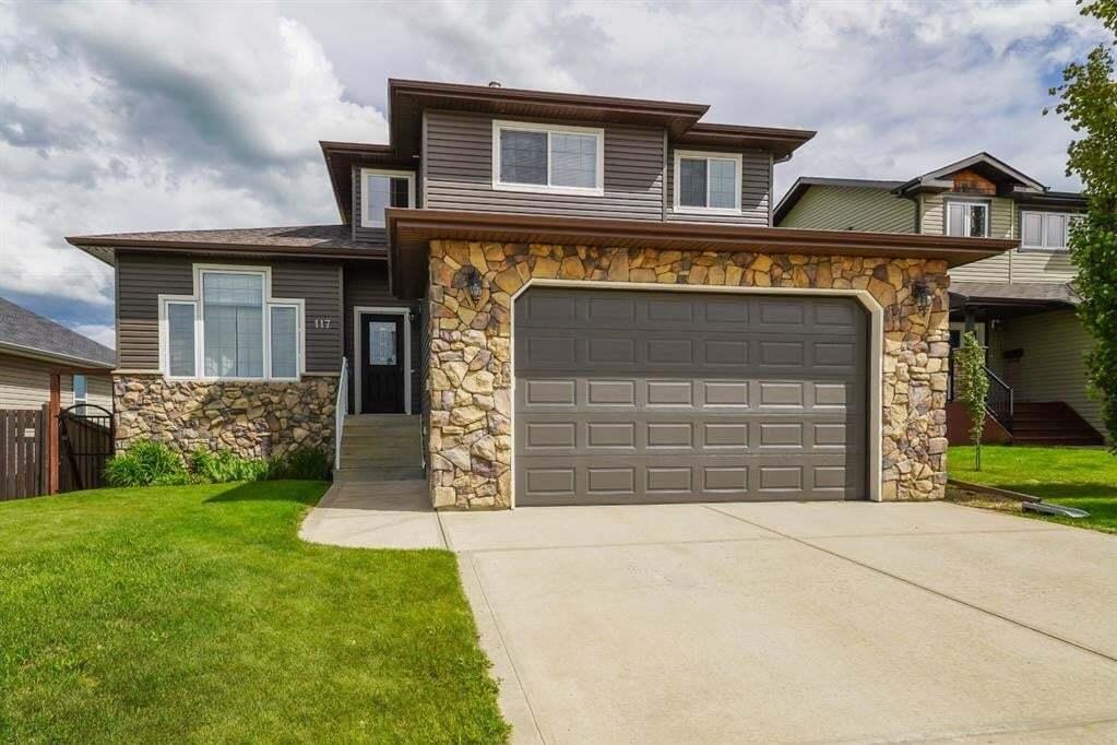 House for sale at 117 Pondside Cres Blackfalds Alberta - MLS: A1008362