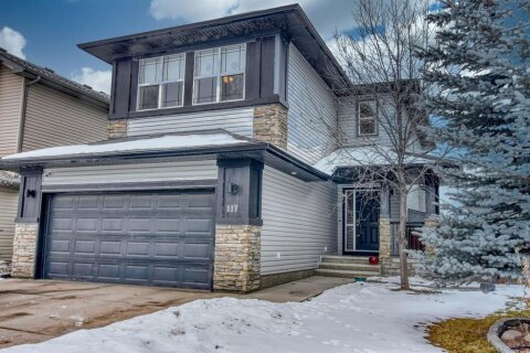 House for sale at 117 Prairie Springs Cres SW Airdrie Alberta - MLS: A1048711