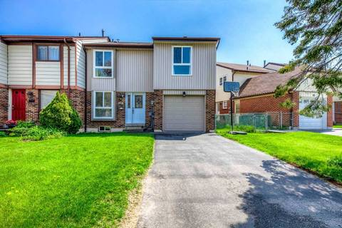 Townhouse for sale at 117 Purvis Cres Toronto Ontario - MLS: E4460872
