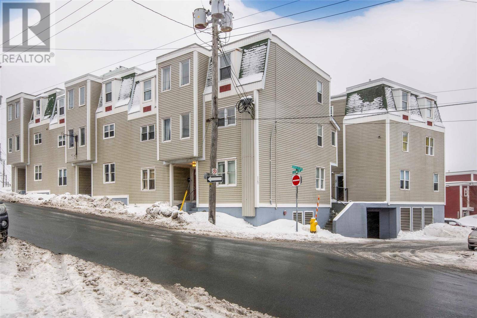 House for sale at 117 Queens Rd St. John's Newfoundland - MLS: 1211386
