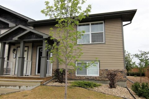 Townhouse for sale at 117 Redwood Blvd Springbrook Alberta - MLS: A1041732