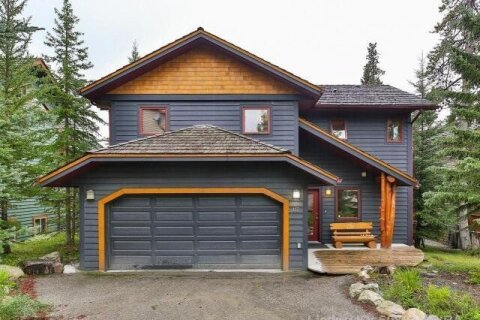 House for sale at 117 Stone Creek Pl Canmore Alberta - MLS: AW50809